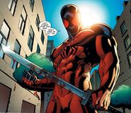Kaine Parker (Earth-616) from Scarlet Spider Vol 2 4 0001