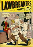 Lawbreakers Always Lose Vol 1 4