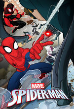 Marvel's Spider-Man (animated series) poster 002