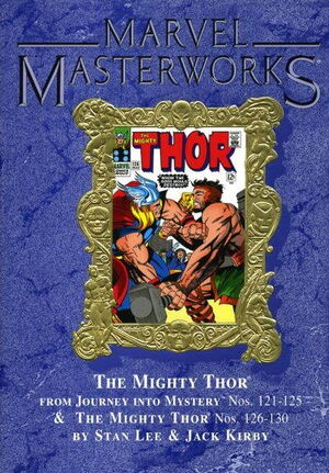 Marvel Masterworks Vol 1 52
