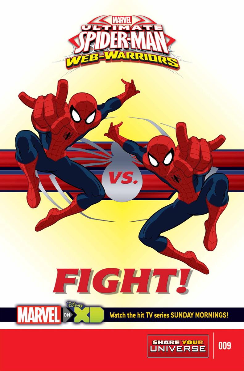 Marvel Universe Ultimate Spider-Man: Web Warriors Vol 1 9 | Marvel ...