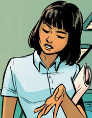 Ms. Dominguez (P.S. 20) (Earth-616) from Moon Girl and Devil Dinosaur Vol 1 1 001