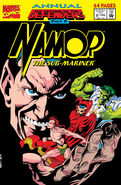 Namor the Sub-Mariner Annual Vol 1 2