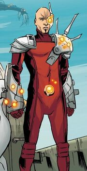 Norbert Ebersol (Earth-616) from Thunderbolts Vol 1 167 001