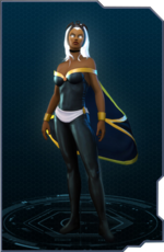 Ororo Munroe (Earth-TRN258) from Marvel Heroes (video game) 0002