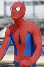 Peter Parker (Earth-730911) from The Amazing Spider-Man (TV series) 001
