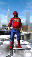 Peter Parker (Earth-TRN537) from Spider-Man Unlimited (video game)