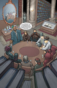 Pride (Earth-616) from Runaways Vol 1 1 001