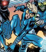Robert Baldwin (Earth-709077) Deadpool GLI - Summer Fun Spectacular Vol 1 1