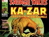 Savage Tales Vol 1 9