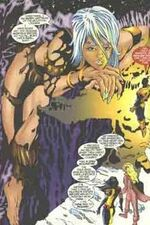 Skadi (Earth-616) from X-Force and Cable Annual Vol 1 '97 0001