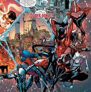 Spider-Army (Multiverse) from Spider-Verse Vol 1 1 001