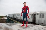 Spider-Man Homecoming 001