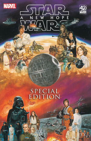 Star Wars Special Edition A New Hope Vol 1 1