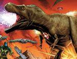 Starbrand (Dinosaur) (Earth-616) from Avengers Vol 8 26 002