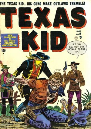 Texas Kid Vol 1 9