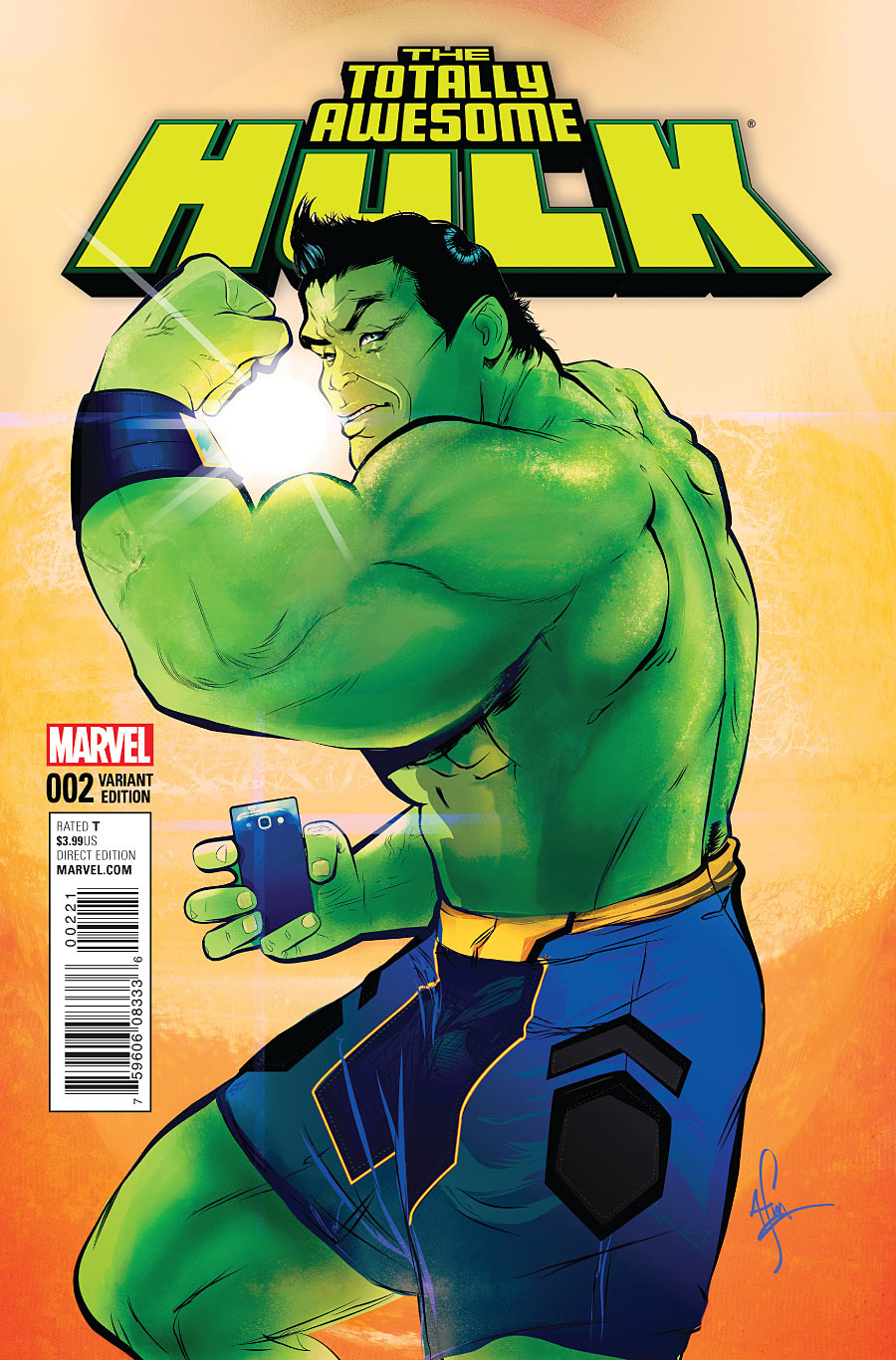 Image totally awesome hulk vol 1 2 richardson variantg marvel totally awesome hulk vol 1 2 richardson variantg publicscrutiny Images