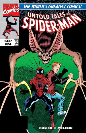 Untold Tales of Spider-Man Vol 1 24