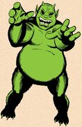 Wobbow from Marvel Legacy The 1960s Handbook Vol 1 1 001