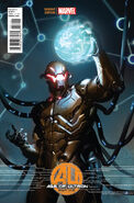 Age of Ultron Vol 1 1 Djurdjevic Variant