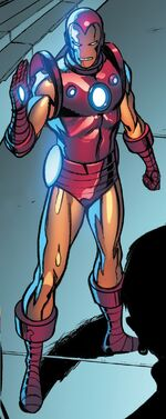 Anthony Stark (Third A.I.) (Earth-616) from Invincible Iron Man Vol 4 4 001