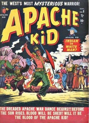 Apache Kid Vol 1 8