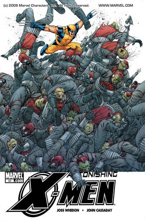 Astonishing X-Men Vol 3 23