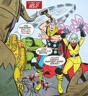 Avengers (Earth-17122) from Avengers Vol 1 676 001