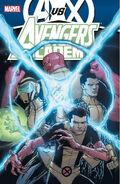Avengers vs. X-Men Avengers Academy TPB Vol 1 1