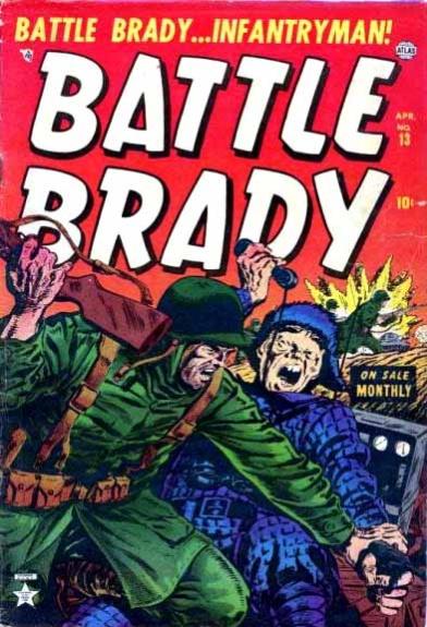 Battle Brady Vol 1 13