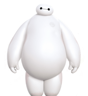 Baymax (Earth-14123) from Big Hero 6 (film) 001