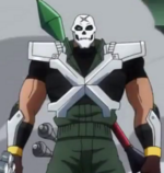 Brock Rumlow (Earth-14042) from Marvel Disk Wars The Avengers Season 1 28