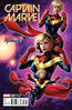 Captain Marvel Vol 9 3 Women of Power Variant