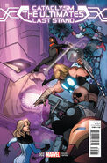 Cataclysm The Ultimates' Last Stand Vol 1 2 Yu Variant