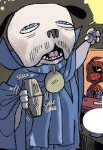 Chewatu (Earth-8311) from Spider-Man Annual Vol 3 1 001