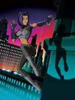 Cheyenne (Earth-760207) from Spider-Man The New Animated Series 001
