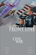 Civil War Front Line Vol 1 5