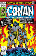 Conan the Barbarian Vol 1 88