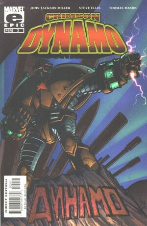Crimson Dynamo Vol 1 2