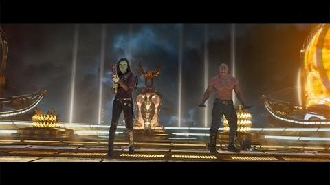 Cut Through It From The Inside Clip - Marvel's Guardians of the Galaxy Vol 2