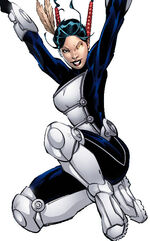 Danielle Moonstar (Earth-58163) from New X-Men Vol 2 16 0001