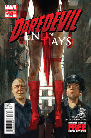Daredevil End of Days Vol 1 3