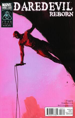 Daredevil Reborn Vol 1 3