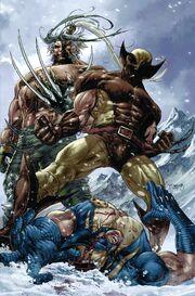 Dark Wolverine Vol 1 86 Textless