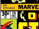 Doctor Strange Vol 2 20