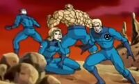 Fantastic Four (Earth-92131) Spider-Man The Animated Series Season 5 11