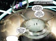 Grandmaster's Cosmic Game Room from Avengers Vol 1 679 001