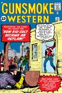 Gunsmoke Western Vol 1 72