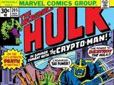 Incredible Hulk Vol 1 205