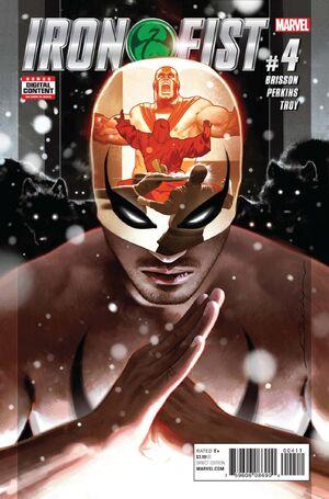 Iron Fist Vol 5 4